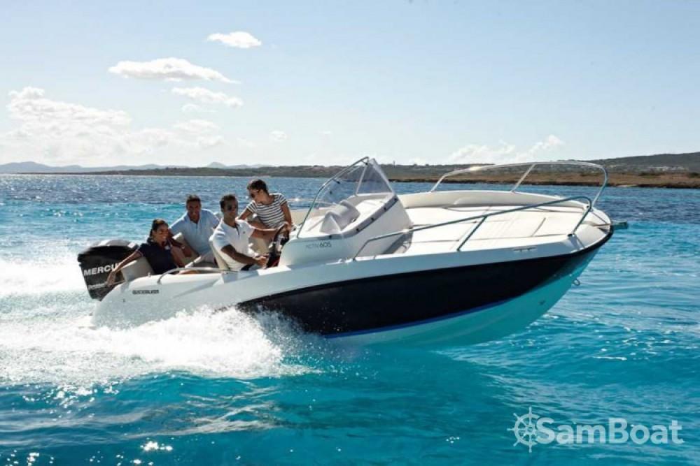 Quicksilver Quicksilver 605 Sundeck entre particulares y profesional Marseille