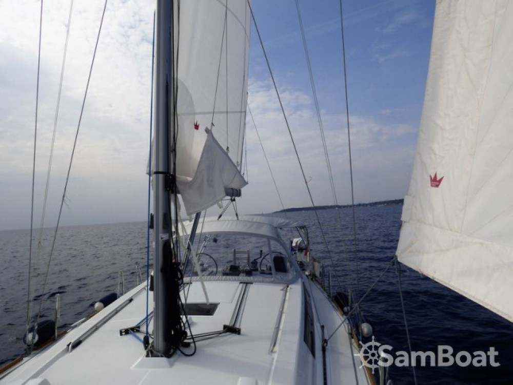 Alquiler de barcos Bénéteau Oceanis 45 enGolfe-Juan en Samboat