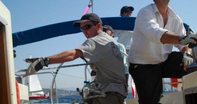 Alquiler de barcos Toulon barato de Gib Sea 442