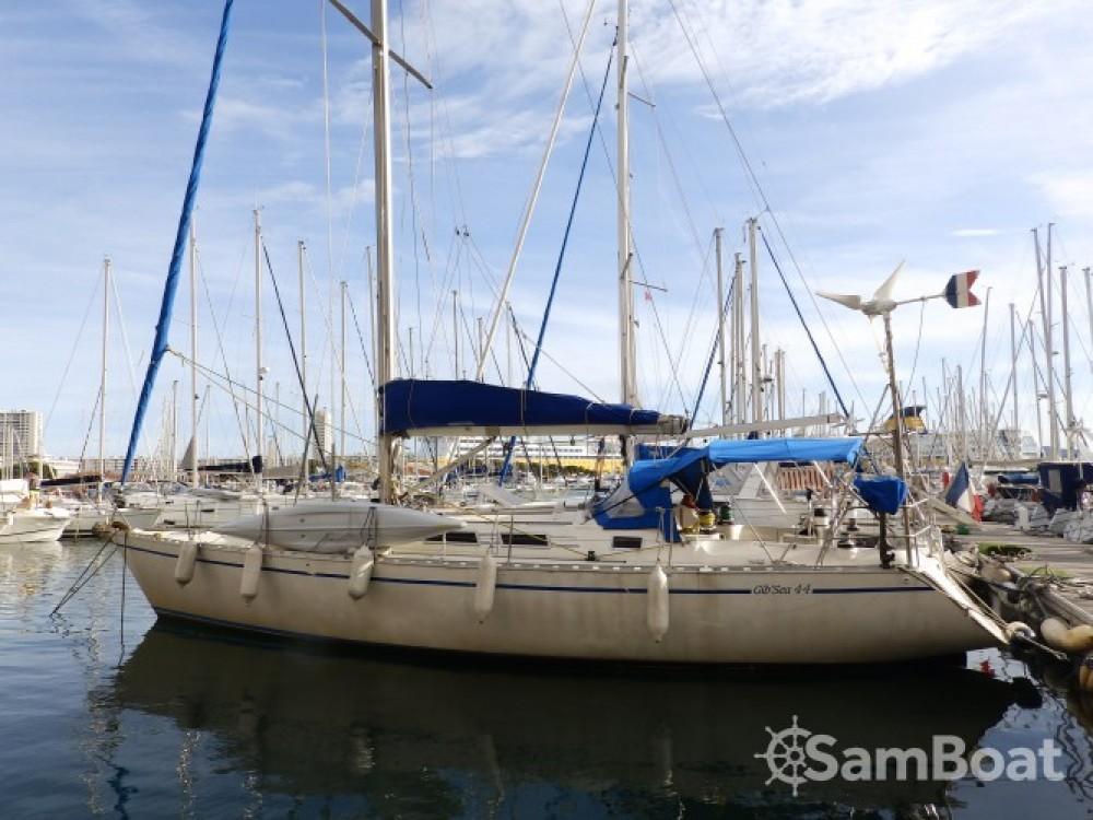 Alquiler Velero en Tolón - Gibert Marine Gib Sea 442