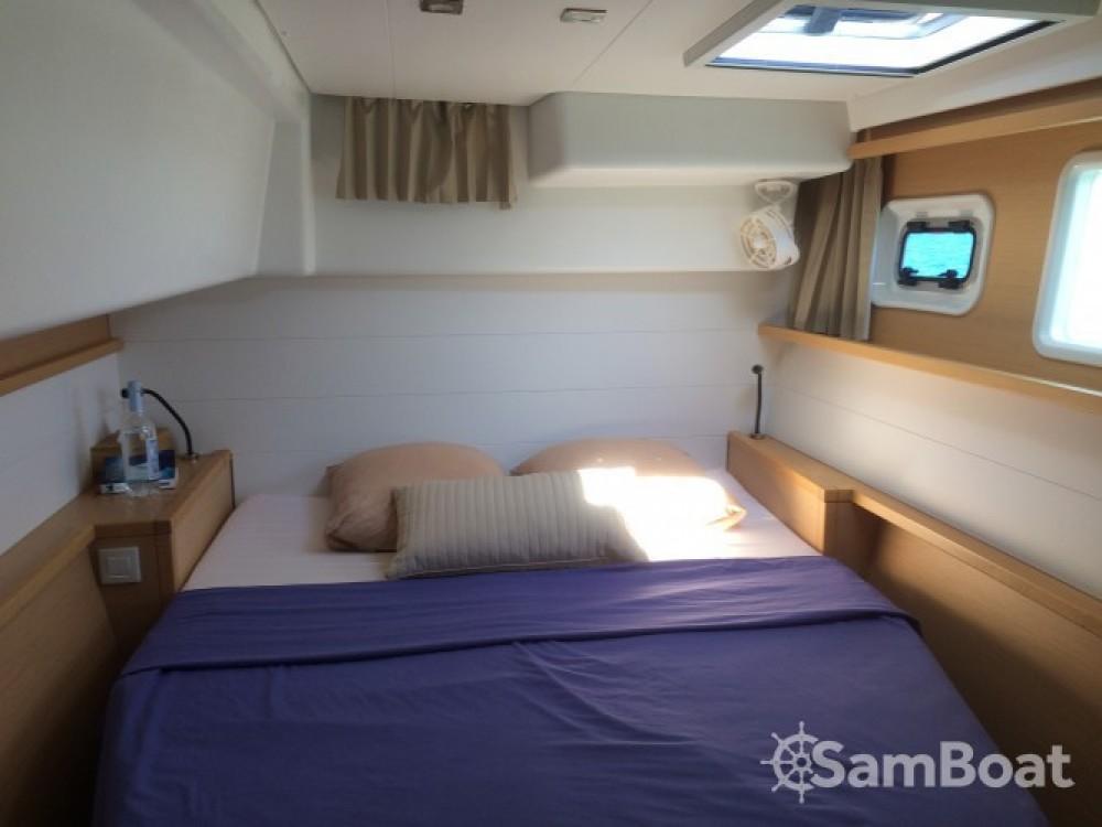 Alquiler Catamarán en Porto-Vecchio - Lagoon Lagoon 450