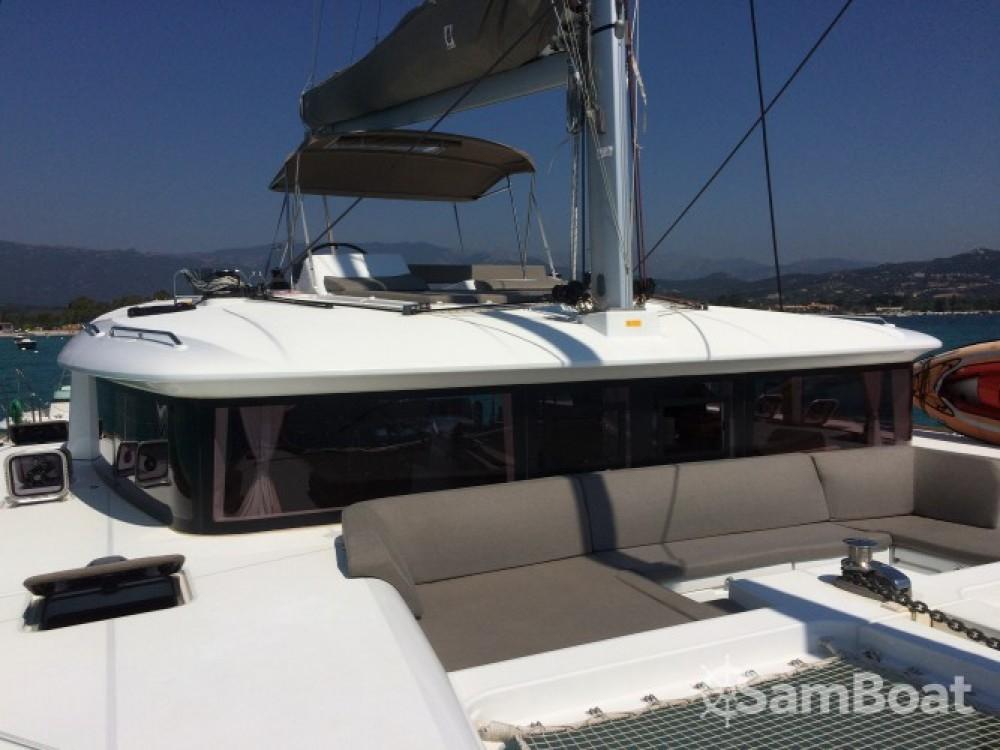 Alquiler de barcos Porto-Vecchio barato de Lagoon 450