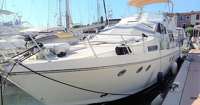 Alquiler de barcos Port Grimaud barato de Guy Couach 1601 Fly