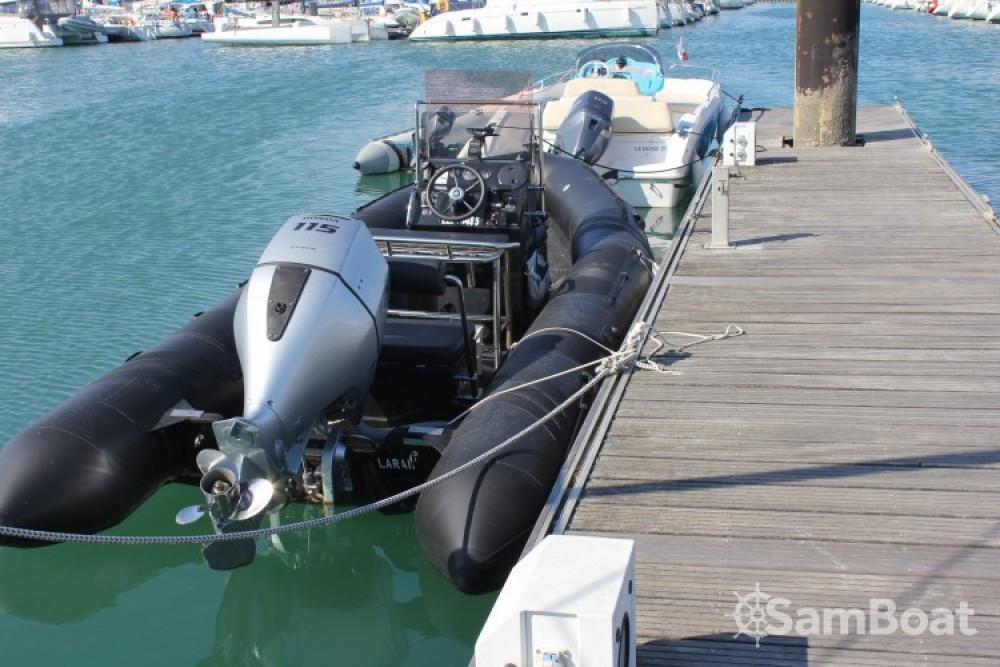 Alquiler de barcos Neuvisa tarpon enLa Rochelle en Samboat