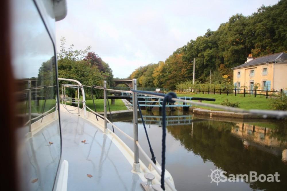 Alquiler Casa flotante Kompier con título de navegación