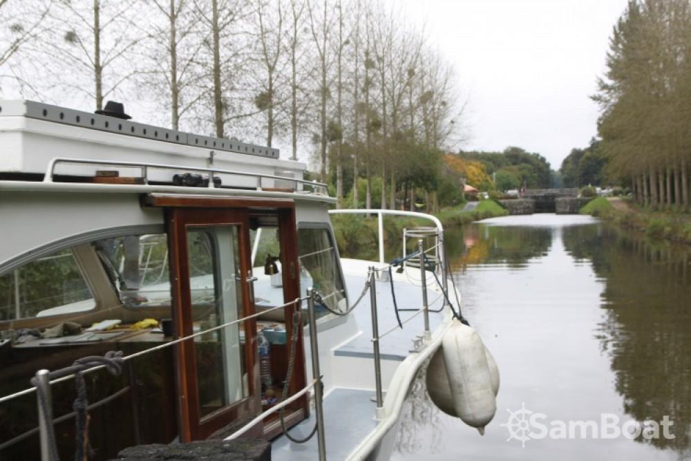 Alquiler Casa flotante en Nantes - Kompier Kruiser AK