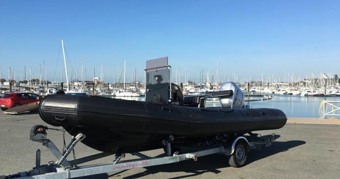 Alquiler de barcos La Rochelle barato de tarpon