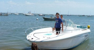 Alquiler de barcos Jeanneau Cap Camarat 625 enL'Herbe en Samboat