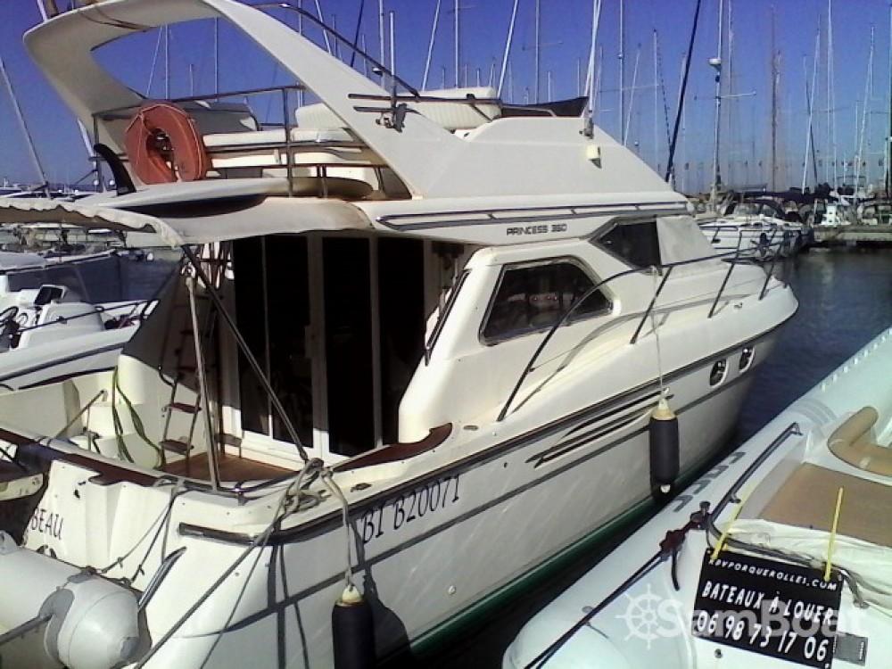 Alquiler de yate Hyères - Princess Princess 360 en SamBoat