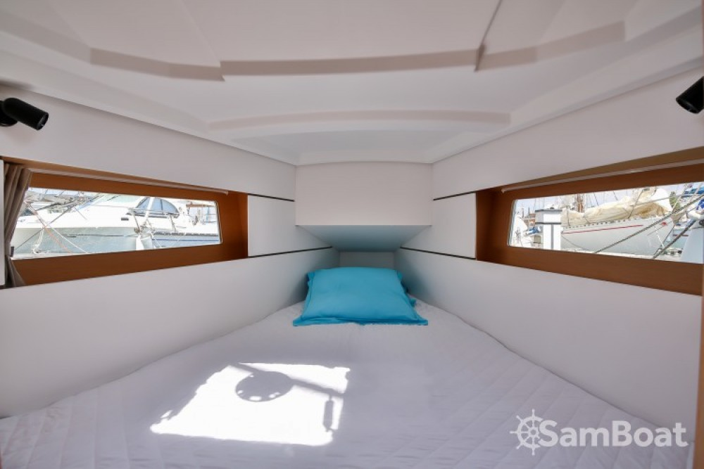 Alquiler de barcos Bénéteau Oceanis 35 enLes Sables-d'Olonne en Samboat