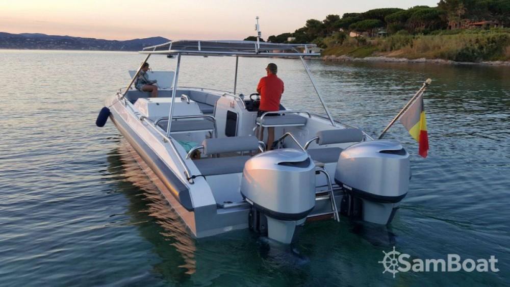 Alquiler Lancha en Grimaud - Ivela Catamaran