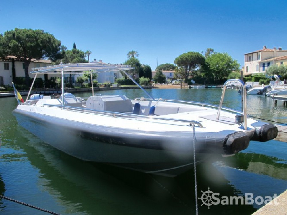 Alquiler de barcos Grimaud barato de Catamaran