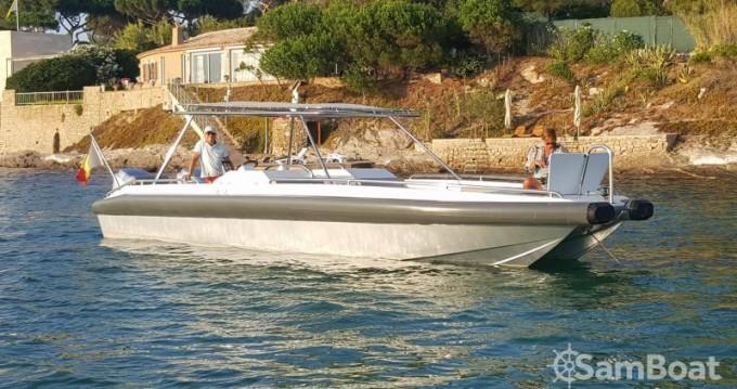 Ivela Catamaran entre particulares y profesional Port Grimaud