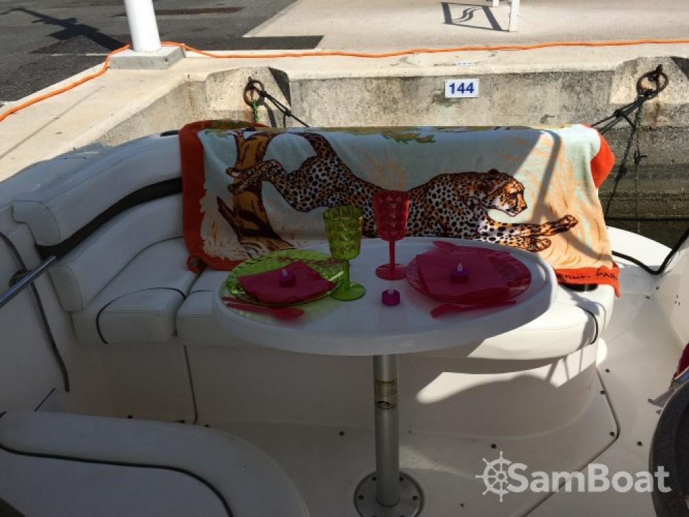 Alquiler Lancha en Cannes - Rinker 260 EC