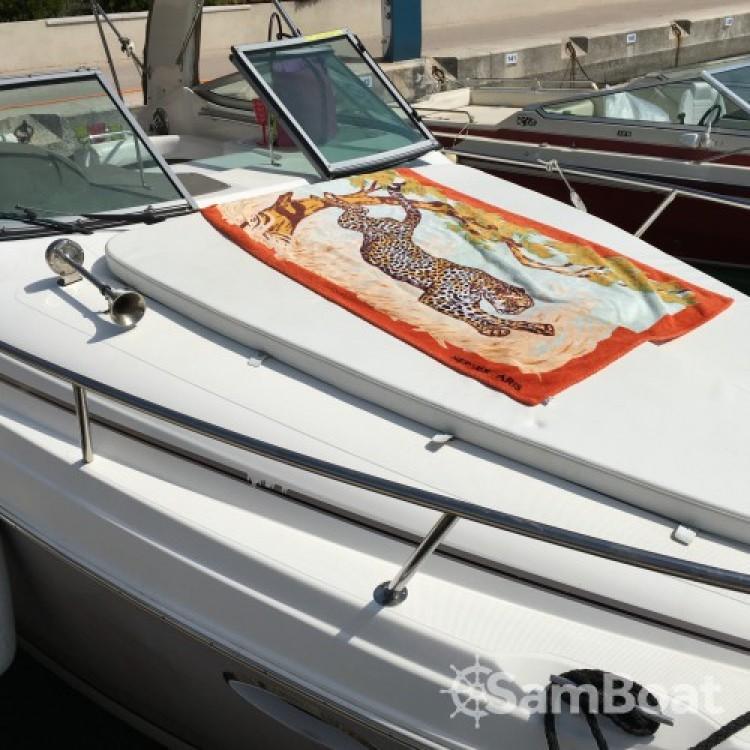 Alquiler de yate Cannes - Rinker 260 EC en SamBoat