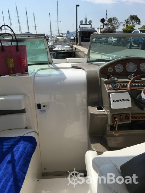 Rinker 260 EC entre particulares y profesional Cannes