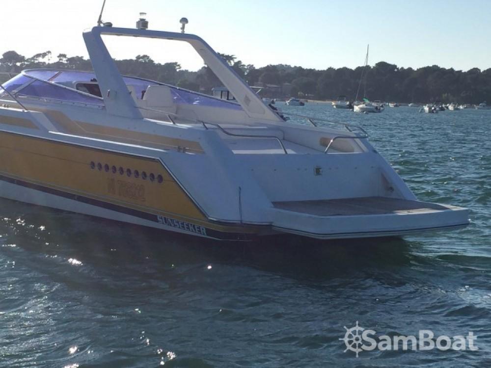 Alquiler de barcos Sunseeker thunderwalk 43 enLège-Cap-Ferret en Samboat