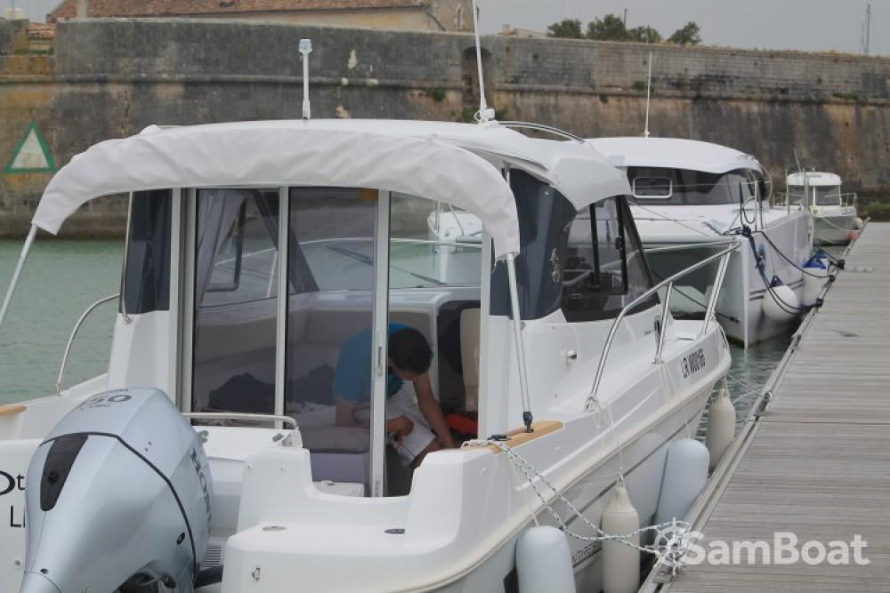 Alquiler de barcos Bénéteau Antares 780 HB en en Samboat