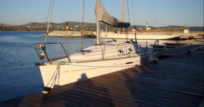 Bénéteau First 31.7 entre particulares y profesional Cavalaire-sur-Mer