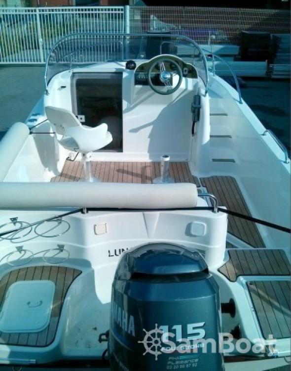 Alquiler de Pacific Craft Pacific craft 570 Diamond Head en Hyères
