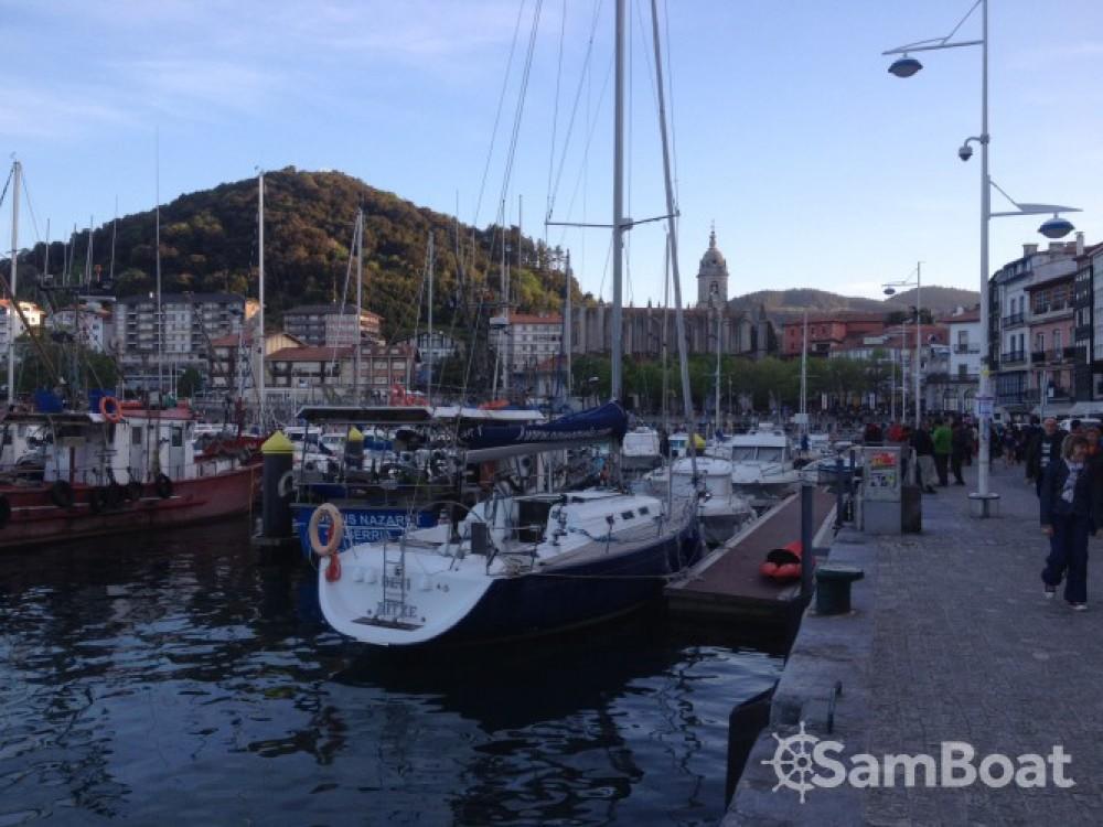 Alquiler Velero en San Sebastián - Bénéteau First 40.7