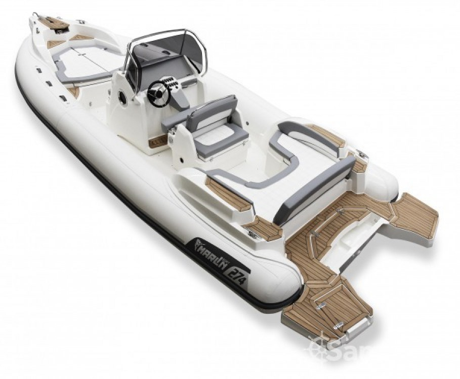 Alquiler de barcos Porto-Vecchio barato de Marlin Boat 274
