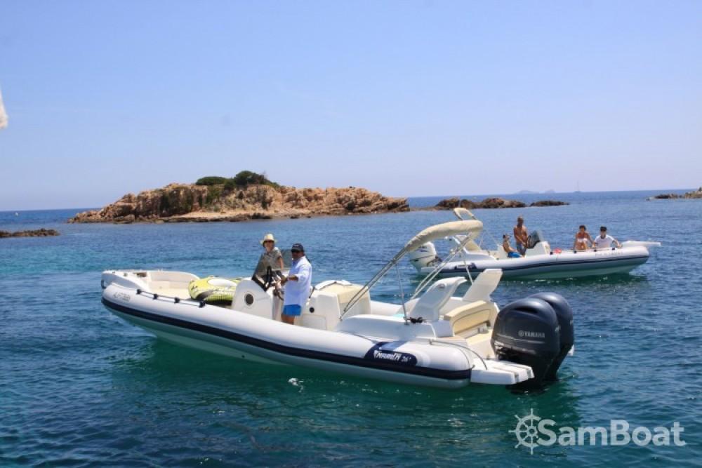 Alquiler Neumática en Porto-Vecchio - Marlin Marlin Boat 298 Fb