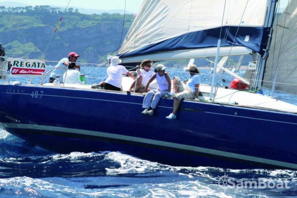 Alquiler de yate San Sebastián - Bénéteau First 40.7 en SamBoat