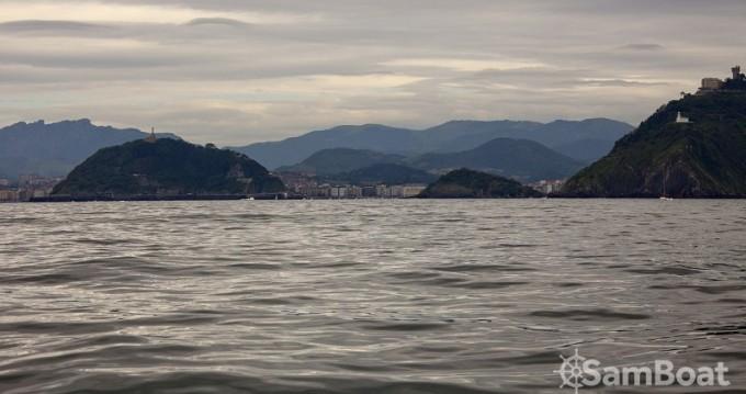 Bénéteau First 40.7 entre particulares y profesional Donostia / San Sebastián