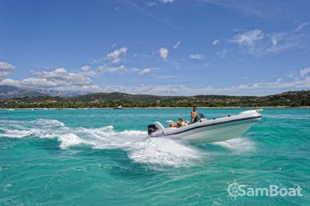Alquiler Neumática en Porto-Vecchio - Marlin Marlin Boat 226 FB
