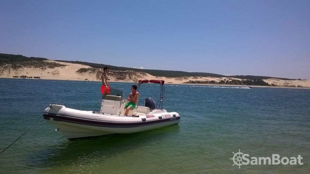 Alquiler Neumática en Lège-Cap-Ferret - Joker Boat Coaster 600