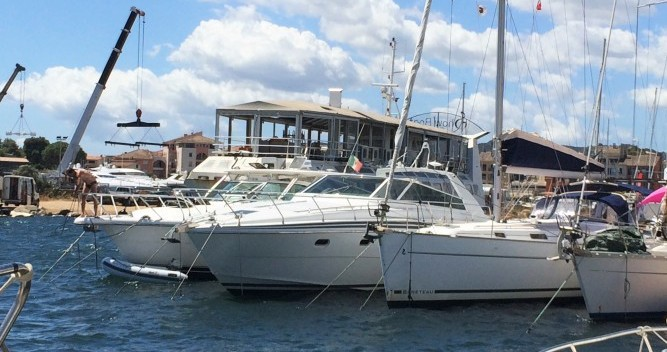 Alquiler Lancha en Porto-Vecchio - Raffaelli 48 MISTRAL OPEN