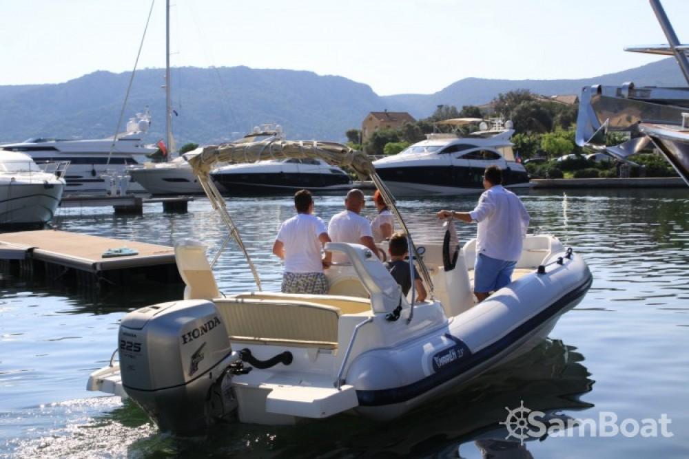 Alquiler de Marlin Marlin Boat 274 en Porto-Vecchio