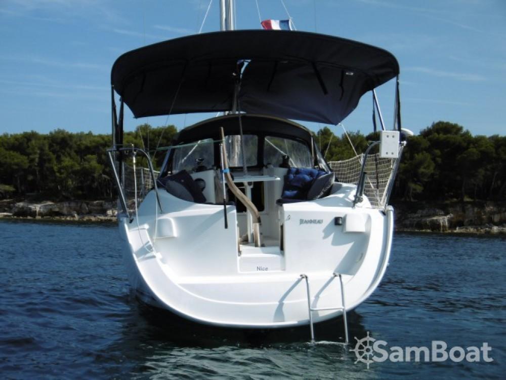 Alquiler de yate Golfe-Juan - Jeanneau Sun Odyssey 29.2 en SamBoat