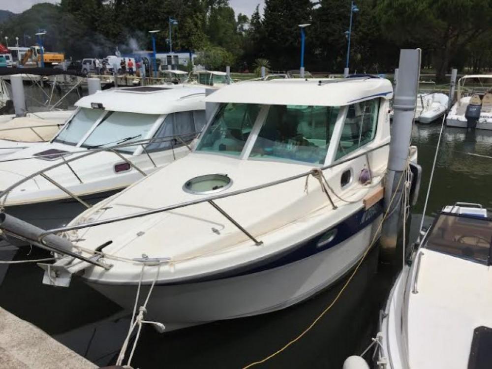 Alquiler de barcos Mandelieu-la-Napoule barato de Ocqueteau 815