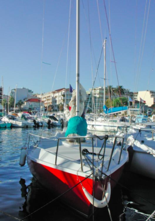 Alquiler de barcos Edel Edel 6.65 enProvenza-Alpi-Costa Azzurra en Samboat