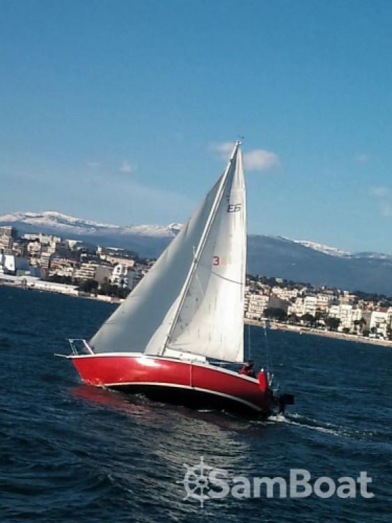 Alquiler Velero Edel con título de navegación