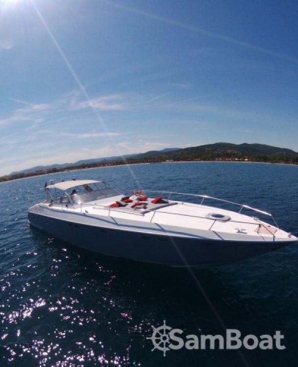 Alquiler Yates en Saint-Tropez - Technomarine Cobra 65
