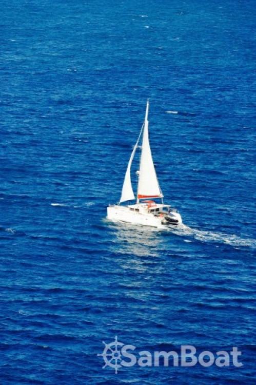 Alquiler de barcos Hyères barato de Lagoon 400