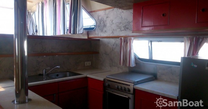 Crown-Cruiser Nautilia entre particulares y profesional Sète