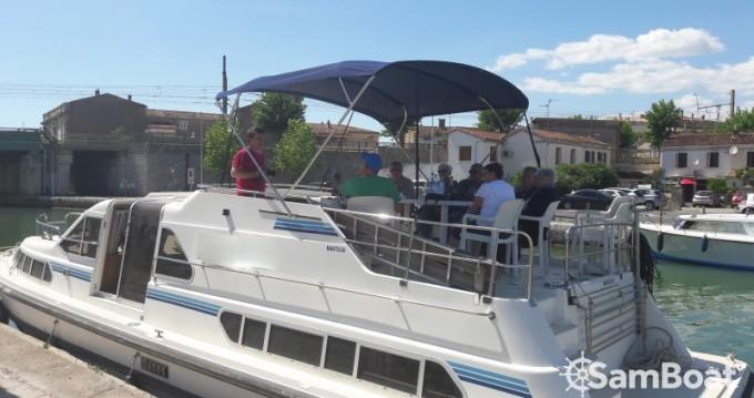 Alquiler de barcos Sète barato de Nautilia