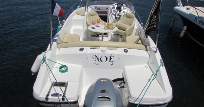 Alquiler de barcos Bénéteau Flyer 650 Sun Deck enCannes en Samboat