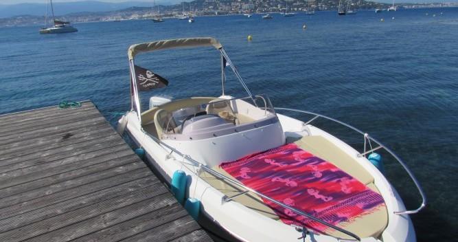Alquiler Lancha en Cannes - Bénéteau Flyer 650 Sun Deck