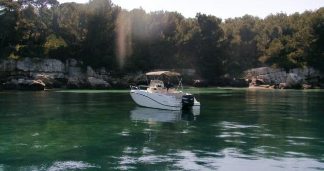 Alquiler de barcos Antibes barato de Activ 535 Open