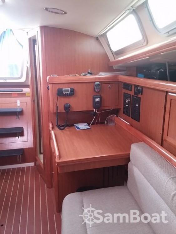 Alquiler Velero Hunter-Marine con título de navegación