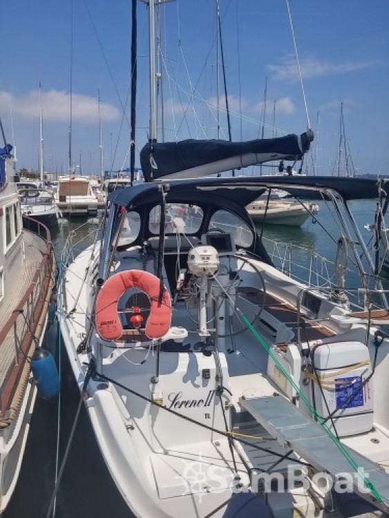 Alquiler de Velero, con o sin patrón Hunter-Marine Port Camille Rayon