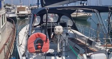 Alquiler de yate Port Camille Rayon - Hunter Hunter 36 en SamBoat