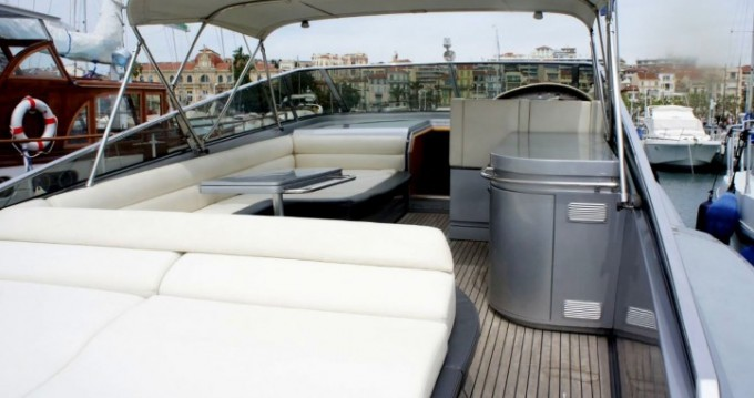 Alquiler Lancha en Cannes - Solare Blade Marine 50