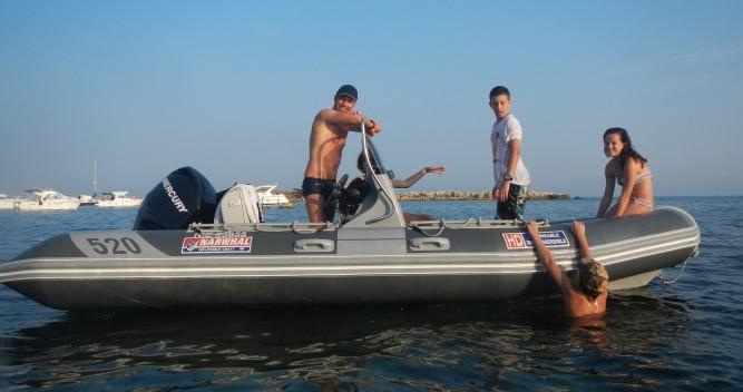 Alquiler de yate Cannes - Narwhal HD 520 en SamBoat