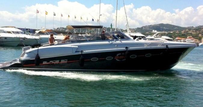 Alquiler de Solare Blade Marine 50 en Cannes